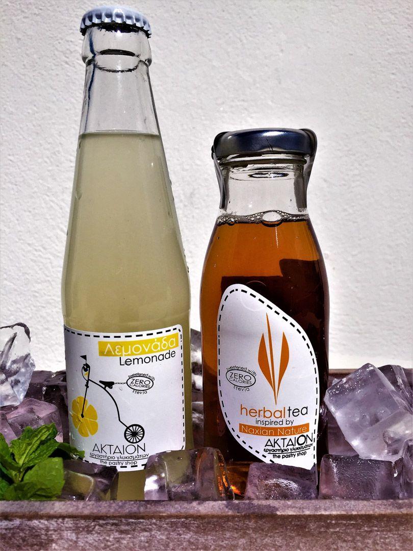 Λεμονάδα τσάι